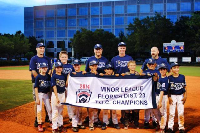Rays Champs